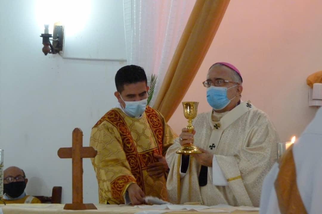 Ordenado nuevo diácono para la Arquidiócesis de Coro